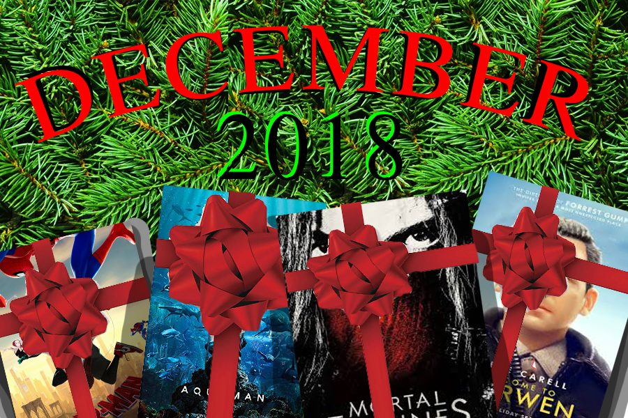 Upcoming Movies: December 2018