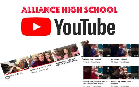 Alliance High School's YouTubers