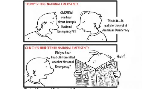 """National Emergency"""