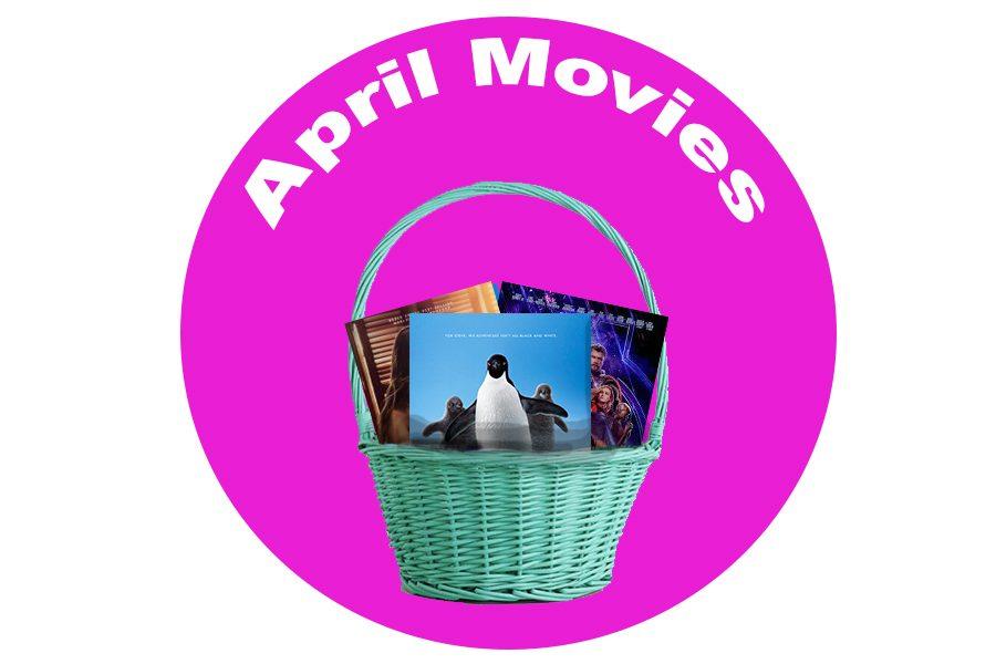 Upcoming Movies: April 2019