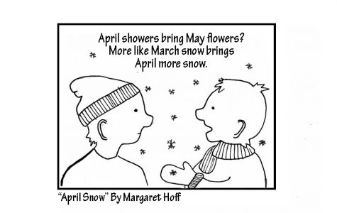 """""""April Snow"""""""