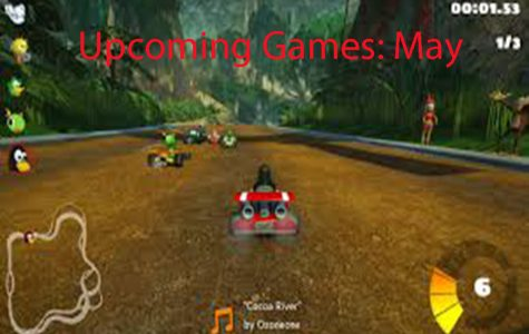 Upcoming Games: May 2019
