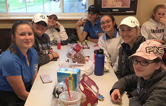 Girls' Golf Preview