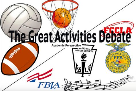 The Great Activities Debate: Academic Perspective