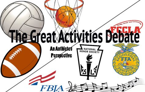 The Great Activities Debate: An Athletes Perspective