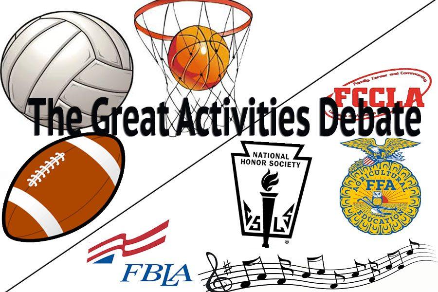 The Great Activities Debate