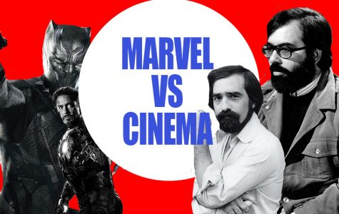 Marvel vs Cinema