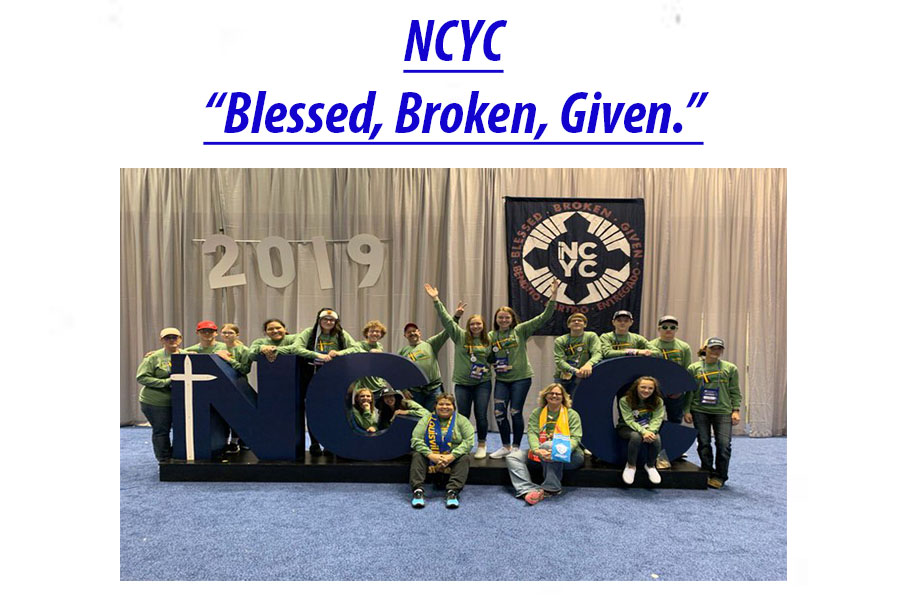 The 2019 NCYC Experience