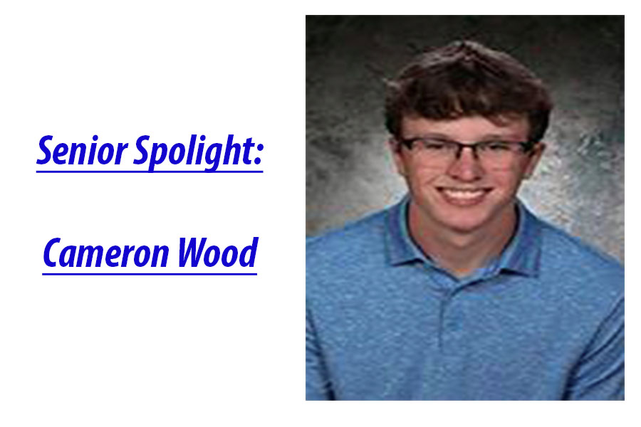 Senior Spotlight: Cameron Wood