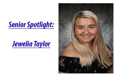 Senior Spotlight: Jewelia Taylor