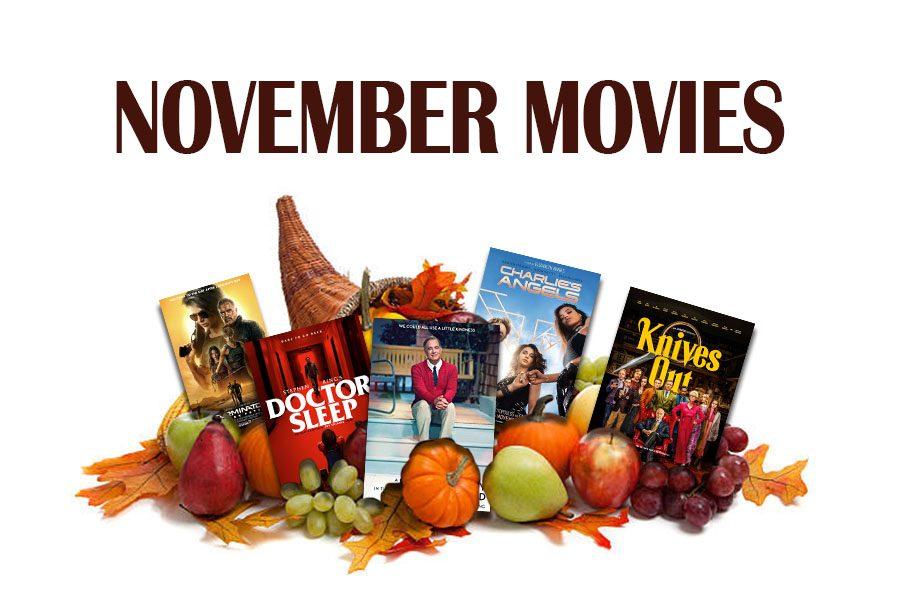 Upcoming Movies: November 2019