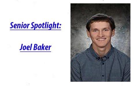 Senior Spotlight: Joel Baker
