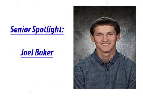 Senior Spotlight: Cameron Tritle