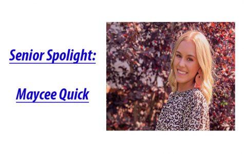 Senior Spotlight: Maycee Quick