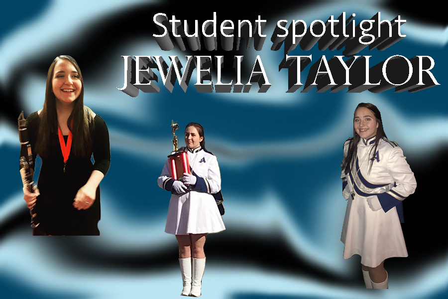Student Spotlight: Jewelia Taylor