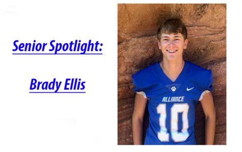 Senior Spotlight: Brady Ellis