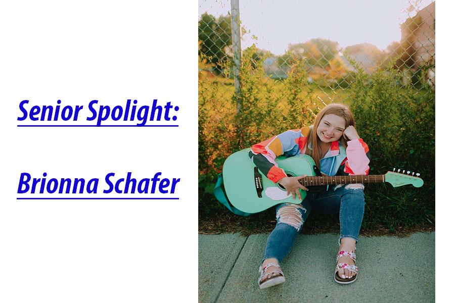 Senior Spotlight: Brionna Schafer