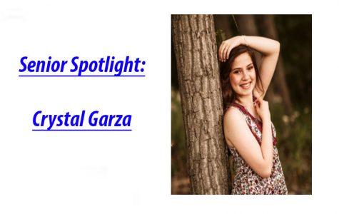 Senior Spotlight: Crystal Garza