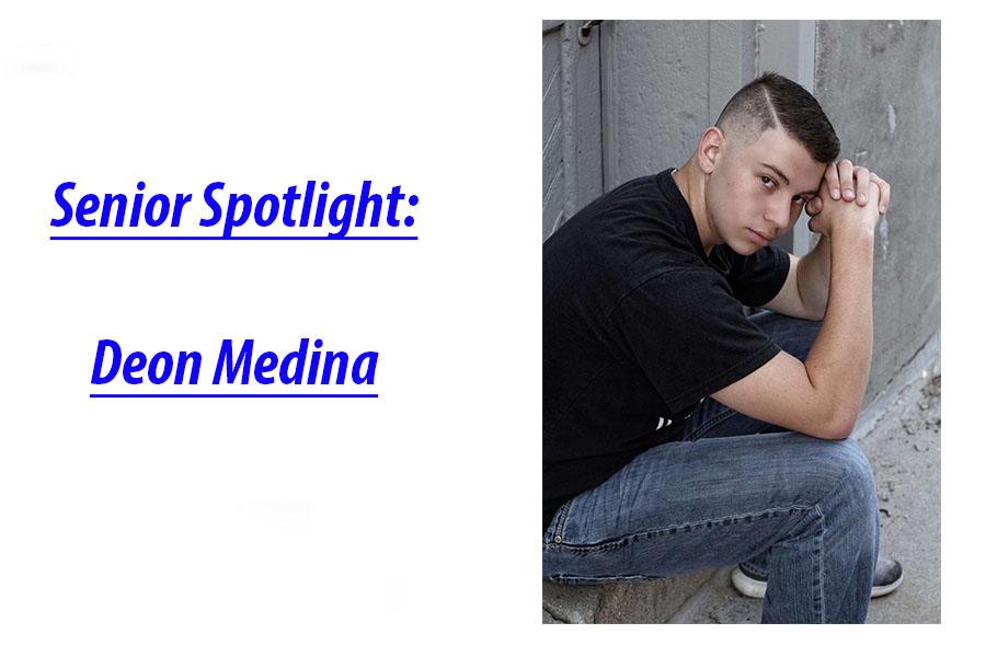 Senior Spotlight: Deon Medina
