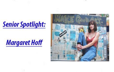 Senior Spotlight: Margaret Hoff