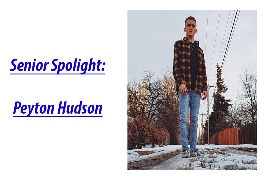 Senior Spotlight: Peyton Hudson