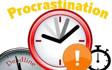 Procrastination: The Student Plague
