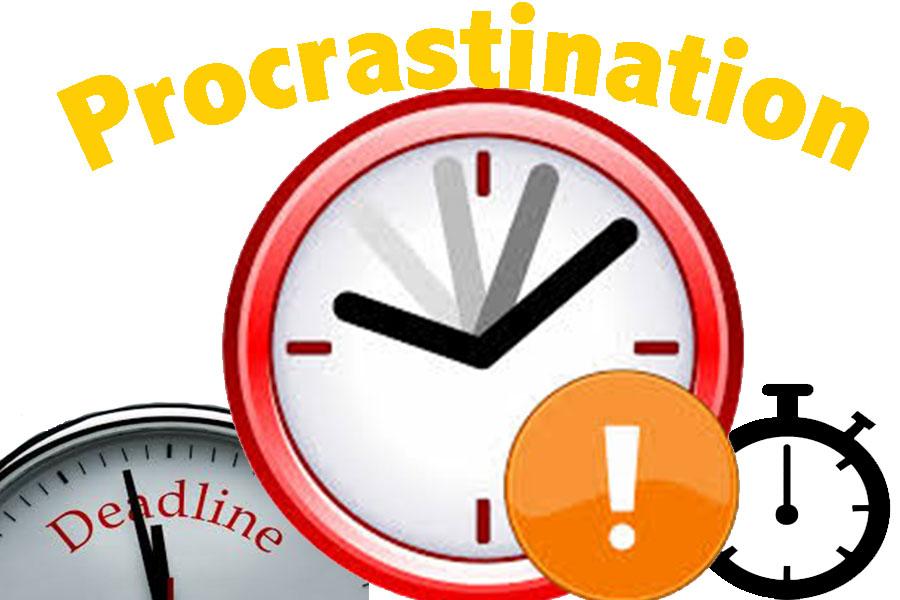 Procrastination%3A+The+Student+Plague