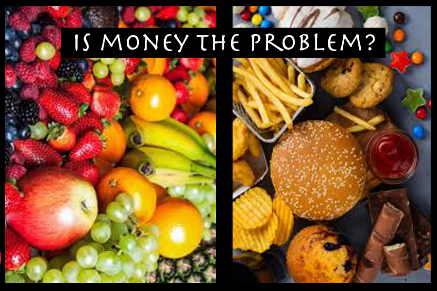 Is money the problem?