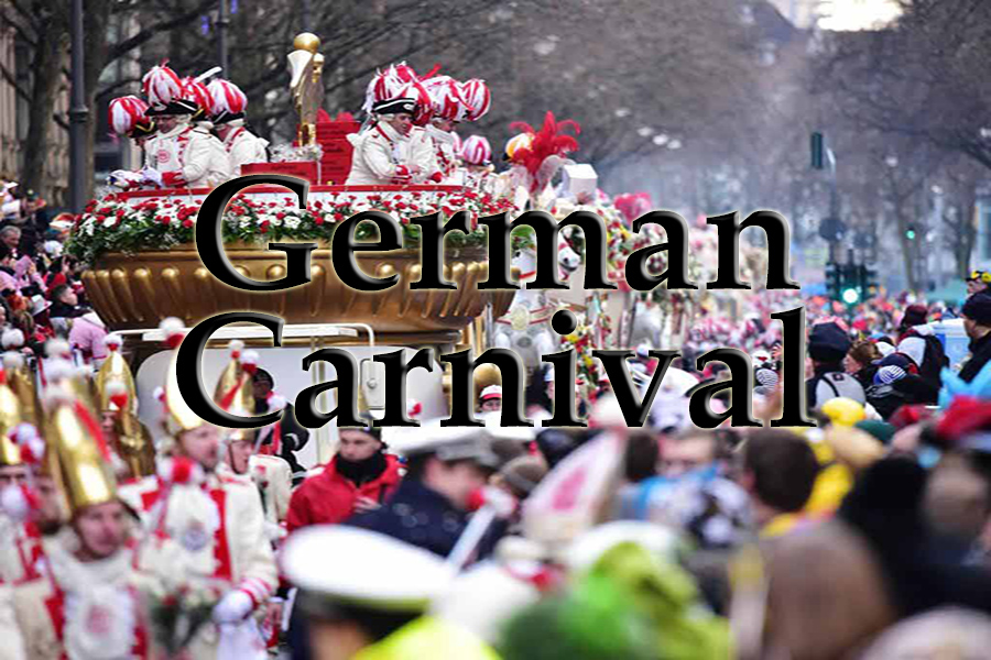Carnival: The Fifth Season In Germany