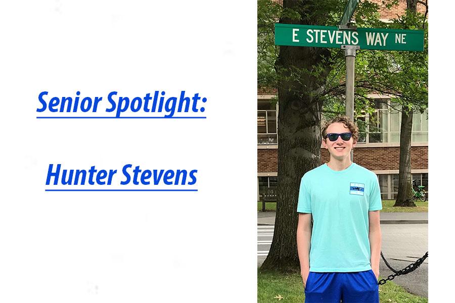 Senior Spotlight: Hunter Stevens