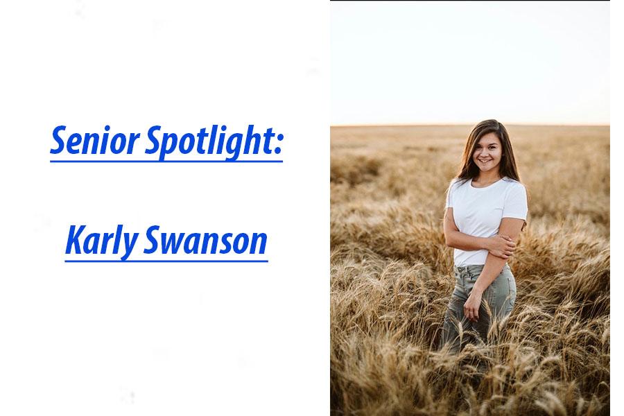 Senior Spotlight: Karly Swanson
