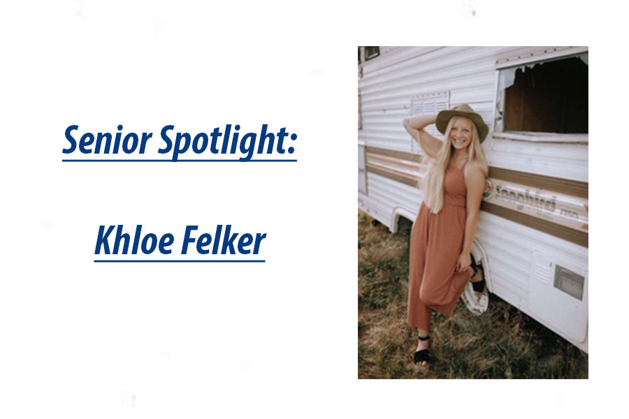 Senior Spotlight: Khloe Felker