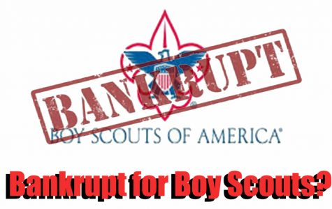 Bankruptcy for Boy Scouts.