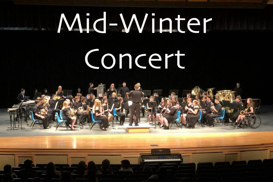 The AHS Mid-winter Concert