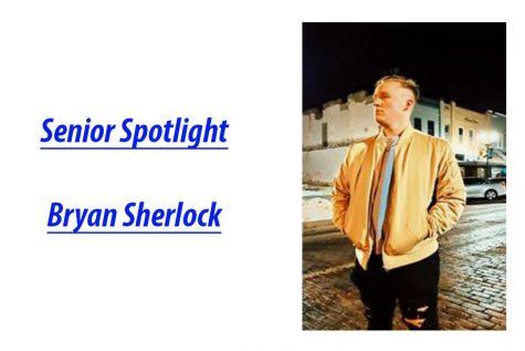 Senior Spotlight: Bryan Sherlock