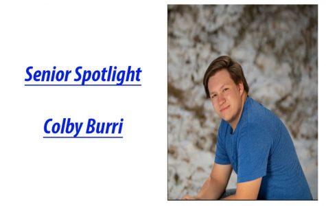 Senior Spotlight: Colby Burri
