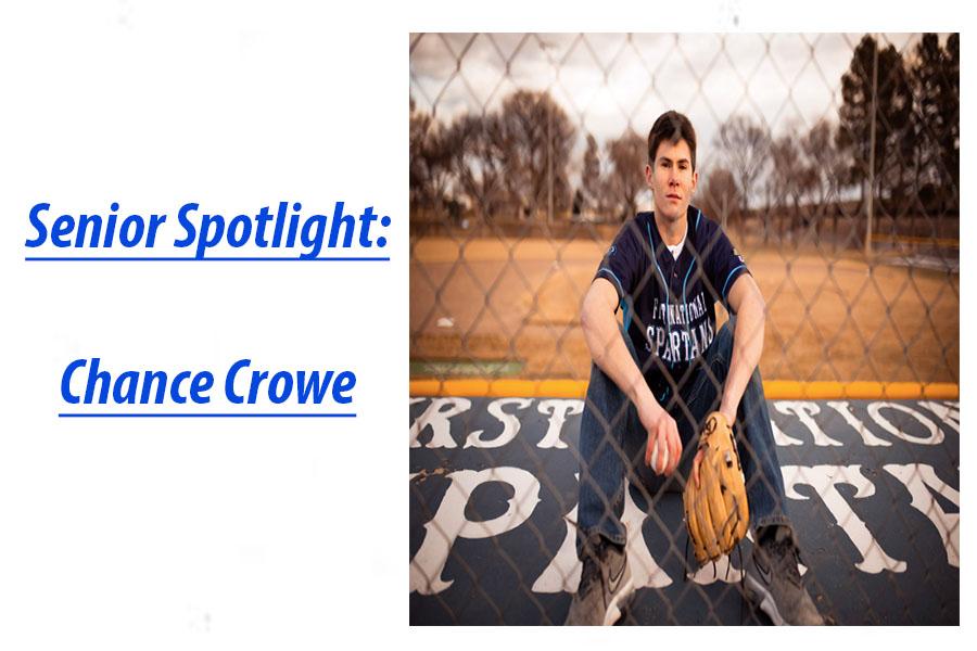 Senior Spotlight: Chance Crowe