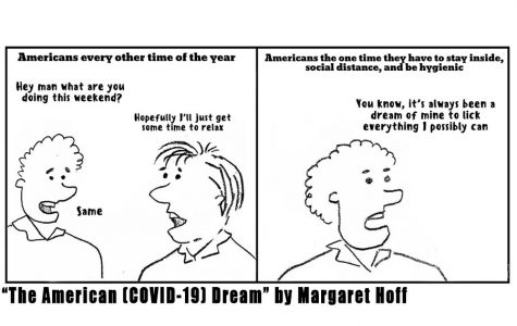 """""""The American (COVID-19) Dream"""""""