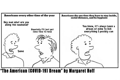 """The American (COVID-19) Dream"""