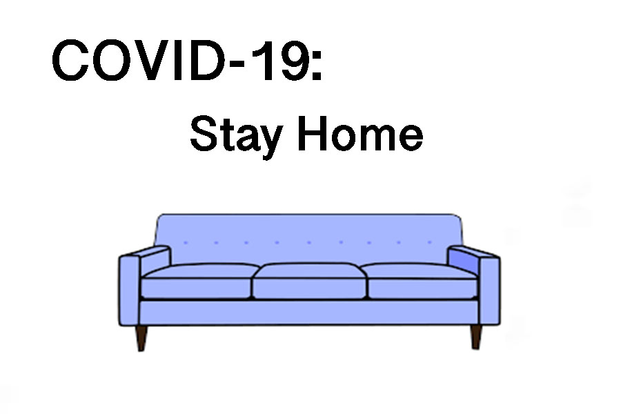 Stay Home: Save Lives