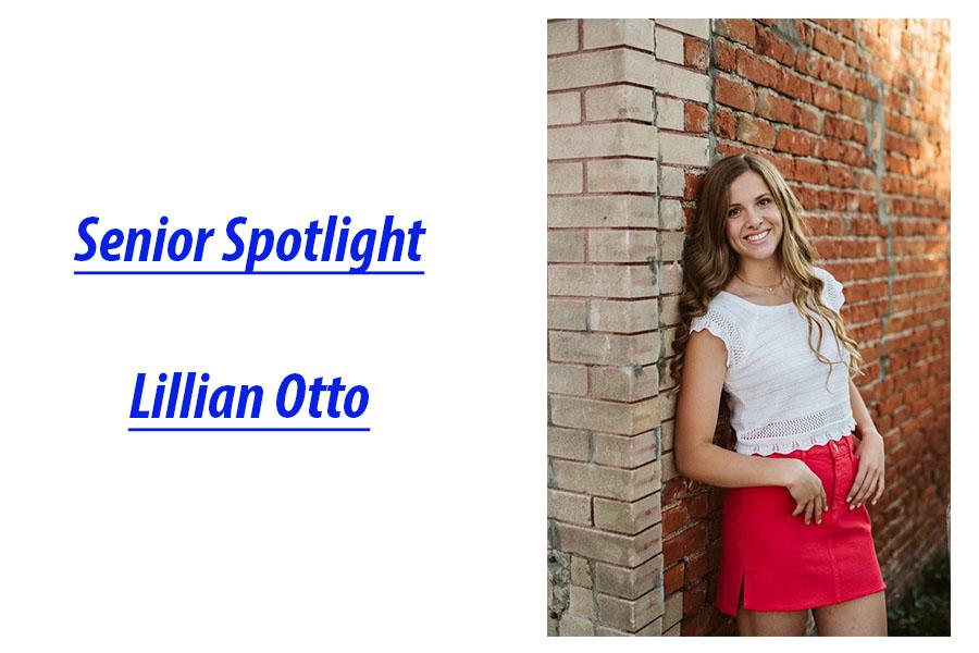 Senior Spotlight: Lillian Otto