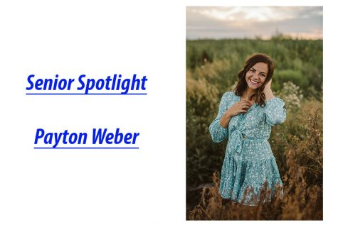 Senior Spotlight: Payton Weber