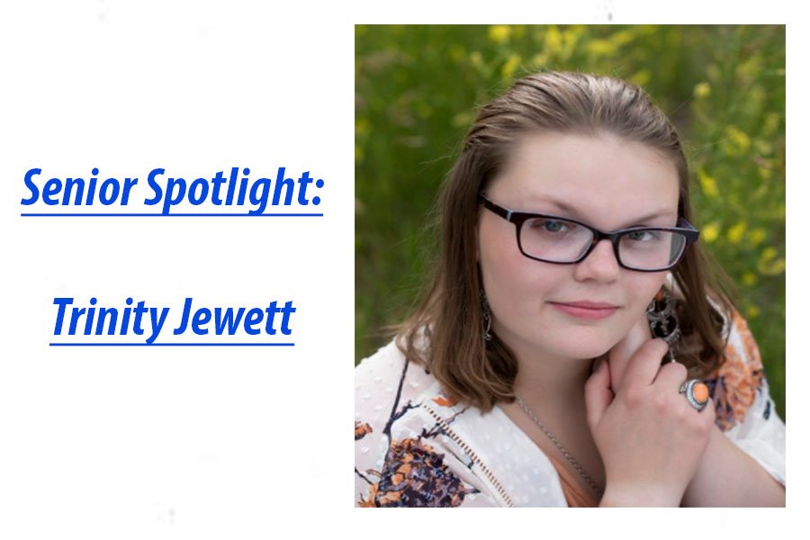 Senior Spotlight: Trinity Jewett