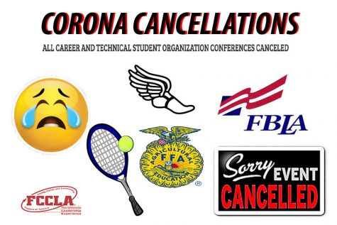 Corona Cancellations