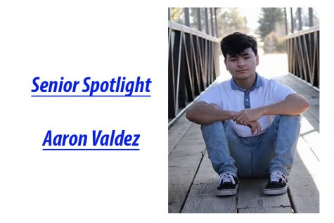Senior Spotlight: Aaron Valdez