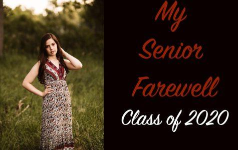 My Senior Farewell