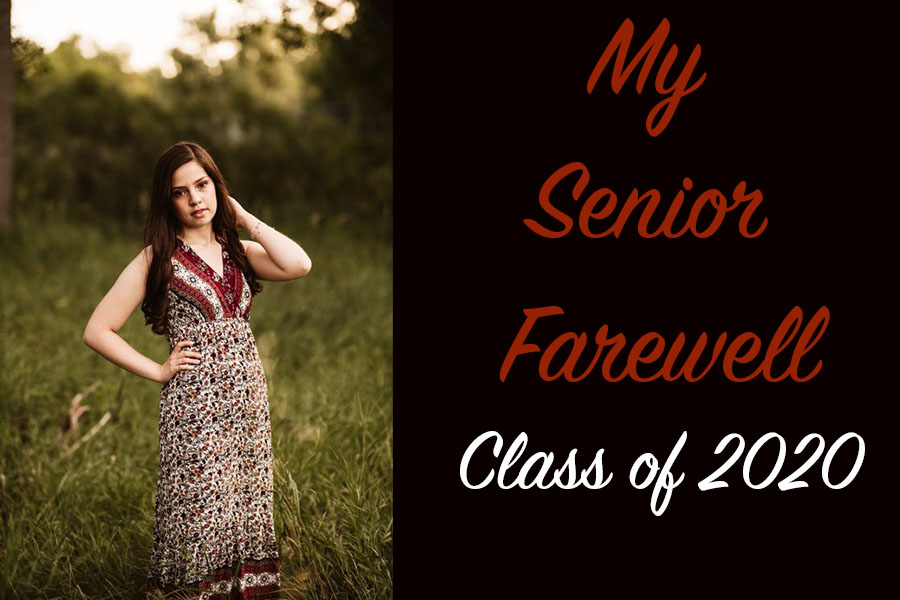 My Senior Farewell