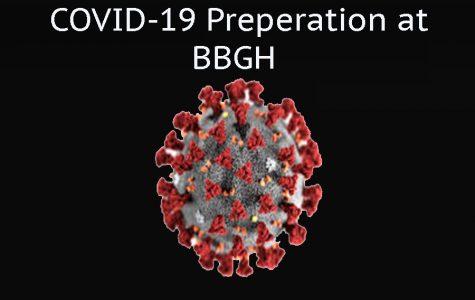 BBGH's Preparation for COVID-19