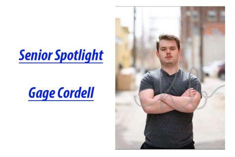 Senior Spotlight: Gage Cordell