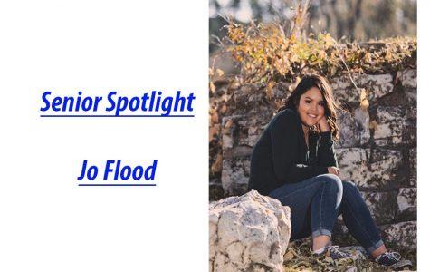Senior Spotlight: Jo Flood